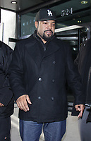 New York, NY Ice Cube spotted arriving at CBS This Morning in Nyc on March 13, 2017 Credit: RW/Mediapunch