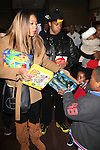 Wendy Williams Distributes Toys At  The POLICE ATHLETIC LEAGUE AND CITYSIGHTS NY TEAM UP FOR ANNUAL HOLIDAY PARTY AND TOY DRIVE At The Police Athletic League, Harlem NY  12/15/12