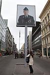 Berlin, Germany Checkpoint Charlie, Germany