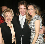 Guest, Martin Short and Sarah Jessica Parker Attend the Catch Me If You Can Opening Night After Party Held At Cipriani 42nd Street, 4/10/11