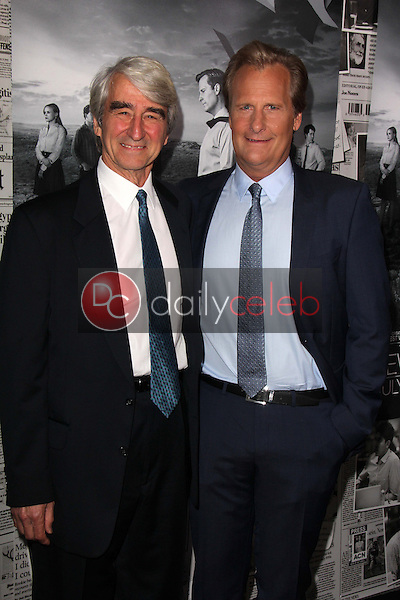 Sam Waterston, Jeff Daniels<br />