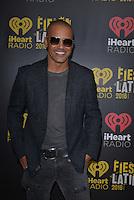 MIAMI, FL - NOVEMBER 05: Shemar Moore attends iHeartRadio Fiesta Latina at American Airlines Arena on November 5, 2016 in Miami, Florida.Credit: MPI10 / MediaPunch