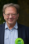 Larry Sanders, Brother of Senator Bernie Sanders,  to  launches<br /> his campaign to stand as Green Party MP candidate for Witney,  following David Cameron standing down from his Witney seat.
