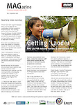 Mines Advisory Group Magazine - Womens Demining Team