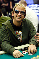 3 March 2007: Poker player Phil Laak in action  during the fifth annual WPT Invitational at the Commerce Casino in Los Angeles, CA.