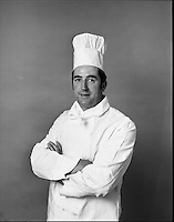 1972 - Chef, Andy Whelan.      D950.