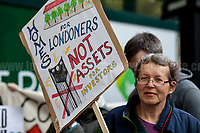 19.04.2017 - We Demand Homes At Heygate - Housing Protest in Elephant & Castle