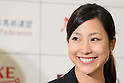 Reiko Takeda (JPN), May 30, 2012 - Equestrian : Japanese Show Jumping rider Reiko Takeda ateend press conference about the London 2012 Summer Olympic Games at Hotel Okura in Tokyo, Japan. (Photo by Yusuke Nakanishi/AFLO SPORT) [1090]