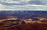 The Green River from the Island in the Sky in Canyonlands National Park outside Moab, Utah. - Jim Urquhart/Straylighteffect.com
