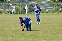 Cricket Premier 4 Upper Hutt v Wellington High 20/10/2012<br />