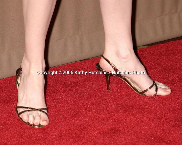 Marcia Cross Feet
