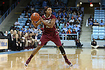 12 February 2015: Florida State's Maegan Conwright. The University of North Carolina Tar Heels hosted the Florida State University Seminoles at Carmichael Arena in Chapel Hill, North Carolina in a 2014-15 NCAA Division I Women's Basketball game. UNC won the game 71-63.