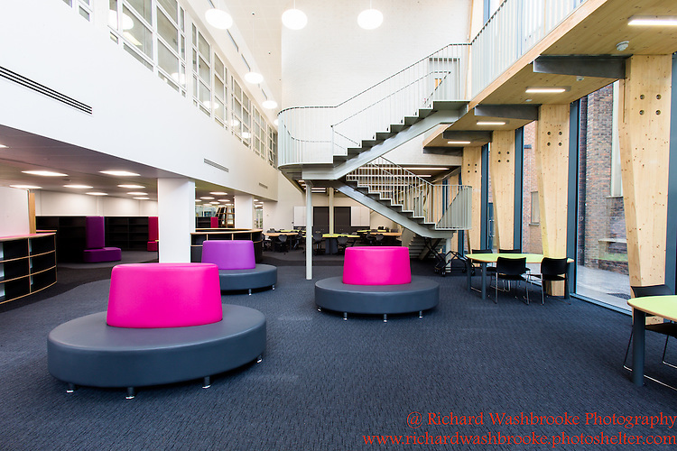 T&amp;B (Contractors) Ltd  - Sarah Bonnell School, Stratford  7th September 2015 <br /> <br /> Photo:  - Richard Washbrooke Photography