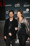 Martin Harvey and Maria Kowroski Attend The Premiere of the new AOL On Original Series city.ballet Held at Tribeca Cinemas, NY