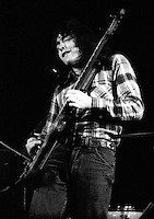 Rory Gallagher performing in 1973. Credit: Ian Dickson/MediaPunch