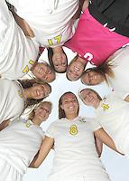 Girls Senior Soccer Players 2013