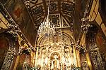 Chapel, St Teresa Convent - Built in 1636, Avila, Castile and Leon, Spain