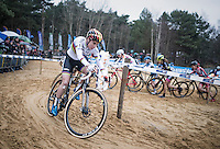 Sanne Cant (BEL)<br /> <br /> elite women's race<br /> Krawatencross Lille 2017