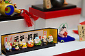 February 8th, 2012 : Tokyo, Japan &ndash; Japanese gift products are displayed for The 73rd Tokyo International Gift show 2012 at Tokyo Big Sight. There are over 3 million items including gift products and everyday goods. 2500 exhibitors showcase their unique products. This exhibition is held from February 8 to 10. (Photo by Yumeto Yamazaki/AFLO).