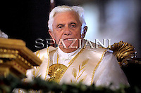 Corpus Domini Benedict XVI procession basilicas San Giovanni in Rome.June 11, 2009