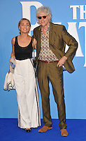 Jeanne Marine and Sir Bob Geldof at the &quot;The Beatles Eight Days A Week: The Touring Years&quot; world film premiere, Odeon Leicester Square cinema, Leicester Square, London, England, UK, on Thursday 15 September 2016.<br /> CAP/CAN<br /> &copy;CAN/Capital Pictures /MediaPunch ***NORTH AND SOUTH AMERICAS ONLY***