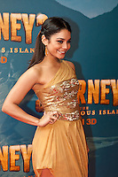 Vanessa Hudgens at the World Premiere of Journey 2, Jam Factory cinemas, Melbourne, Australia, 15 January 2012