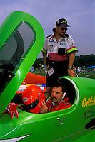 Wyatt Nelson & Pat Hesson, #39, SST-120, Augusta, GA, May 1998