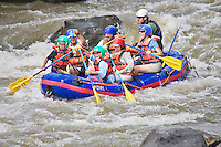 Rafting on the Rio Grande - Pilar, NM - photos