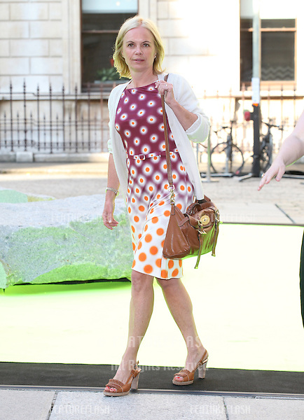 Mariella Frostrup arriving for the Royal Academy Of Arts Summer Exhibition Party, RAA, London. 05/06/2013 Picture by: Alexandra Glen / Featureflash