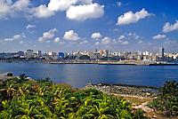 Havana Cuba Skyline Panorama