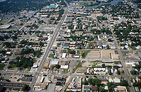 1996 May ..Redevelopment.Old Dominion (R-28)..Aerial View.Looking North.Hampton Boulevard on left.38th Street in front...NEG#.NRHA#..REDEV:ODU II 1 4:19