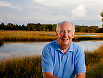 Commissioned work<br /> <br /> Wakulla County Commission candidate Bill Anderson  in Wakulla County, Florida.