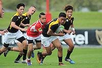 161008 Under-13 Rugby - Tasman v Wellington