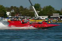 "U-36 ""Miss U. S. (Unlimited Lauderbach Hydroplane)"