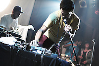 aesop rock, rob sonic, busdriver, at the troubadour, west hollywood