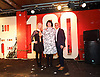 Mayor reveals Amy Lame as UK's first ever Night Czar <br /> <br /> Sadia Khan, the mayor of London has announced that the Night Czar <br /> at the 100 Club, London, Great Britain <br /> 4th November 2016 <br /> <br /> Amy Lame <br /> Night Czar <br /> <br /> Justine Simons <br /> Deputy Mayor Culture <br /> <br /> <br /> Photograph by Elliott Franks <br /> Image licensed to Elliott Franks Photography Services