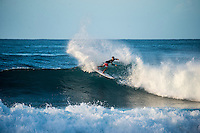 Off The Wall-Backdoor,  OAHU - HAWAII, USA: (Friday, December 10, 2015): Gabriel Medina (BRA) The swell was in the 4'-6' range today with variable winds and passing showers. There were sessions at Off The wall and Backdoor once the contest finished <br />  Photo: joliphotos.com
