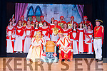 The opening scene in the Marian Players panto Sleeping Beauty at  Rathmore Community Centre on Sunday