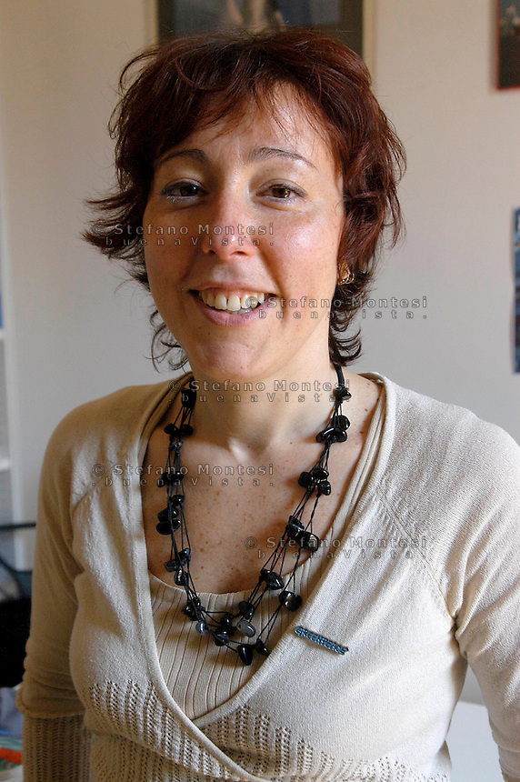 Donatella Massai,  Direttrice della Sezione Italiana di Amnesty International.
