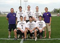 Boys Lacrosse vs Heritage Christian 5-5-09