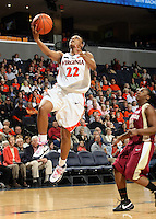 UVa vs FSU Monica Wright
