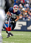 24 December 2006: Buffalo Bills tight end Brad Cieslak (86) in action against the Tennessee Titans at Ralph Wilson Stadium in Orchard Park, New York. The Titans edged out the Bills 30-29.&amp;#xA; &amp;#xA;Mandatory Photo Credit: Ed Wolfstein Photo<br />