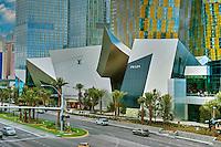 Crystals, City Center complex, Las Vegas, Nevada, USA Hospitality