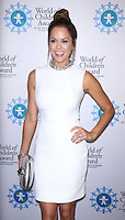 NEW YORK, NY-October 27: Brooke Burke at  World of Children Awards 2016 at  583 Park Avenue in New York.October 27, 2016. Credit:RW/MediaPunch