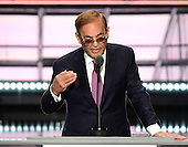 Phil Ruffin, Businessman, makes remarks at the 2016 Republican National Convention held at the Quicken Loans Arena in Cleveland, Ohio on Wednesday, July 20, 2016.<br /> Credit: Ron Sachs / CNP<br /> (RESTRICTION: NO New York or New Jersey Newspapers or newspapers within a 75 mile radius of New York City)
