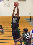Weaver @ Glastonbury Varsity Boys Basketball 2014-15
