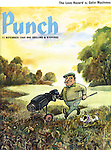 Punch (Front cover, 11 November 1964)