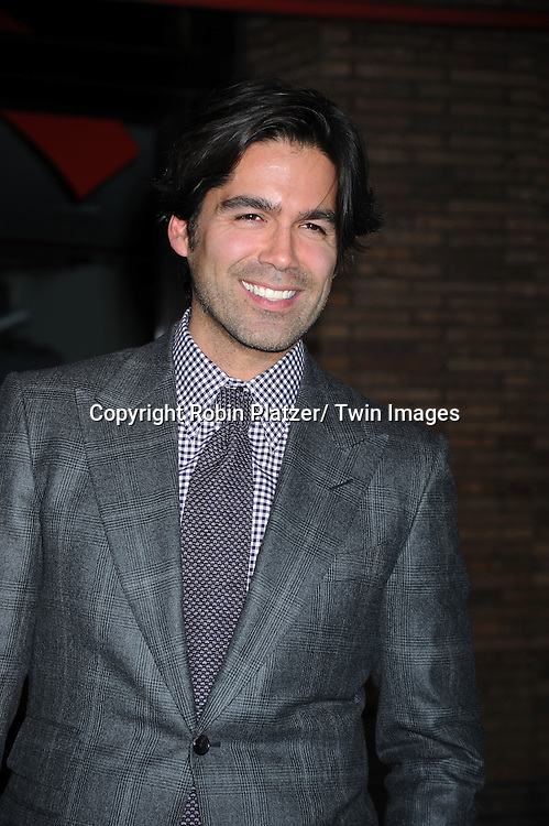 Brian Atwood attending The Glamour Magazine 20th Annual Women of the Year on November 8, 2010 at Carnegie Hall in New York City.