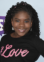 "HOLLYWOOD - OCTOBER 5:  Trinitee Stokes at the Los Angeles premiere of ""The Swap"" at ArcLight Hollywood on October 5, 2016 in Hollywood, California. Credit: mpi991/MediaPunch"