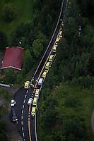 Utøya Ambulanser 22. juli